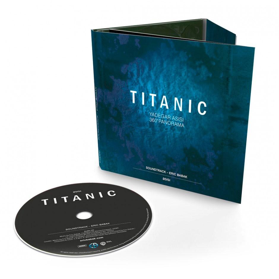TITANIC – SOUNDTRACK