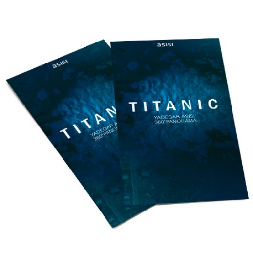 TITANIC – Ticket