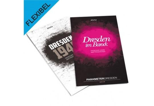 Flexibles Ticket – Panometer Dresden