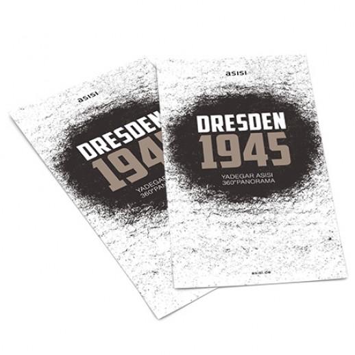 Ticket - DRESDEN 1945 in Dresden