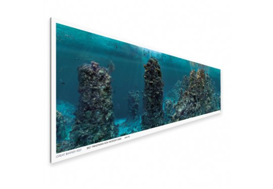 GREAT BARRIER REEF – Panorama Poster