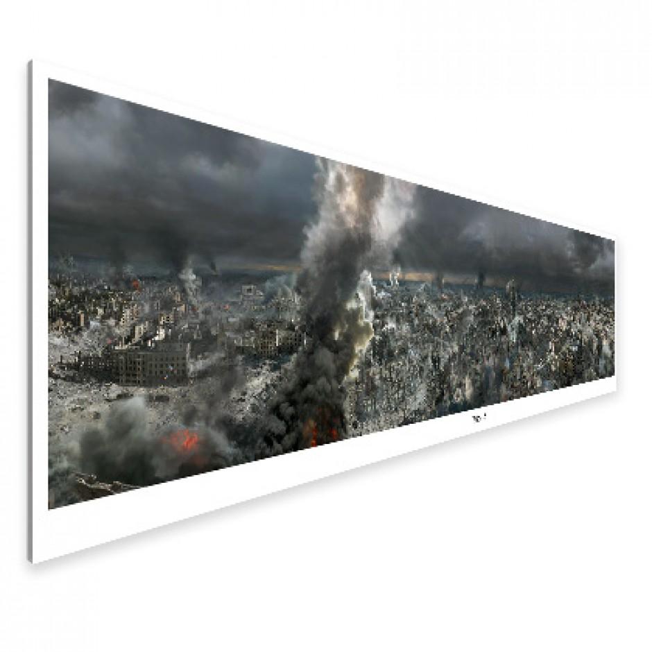 DRESDEN 1945 – Panoramaposter