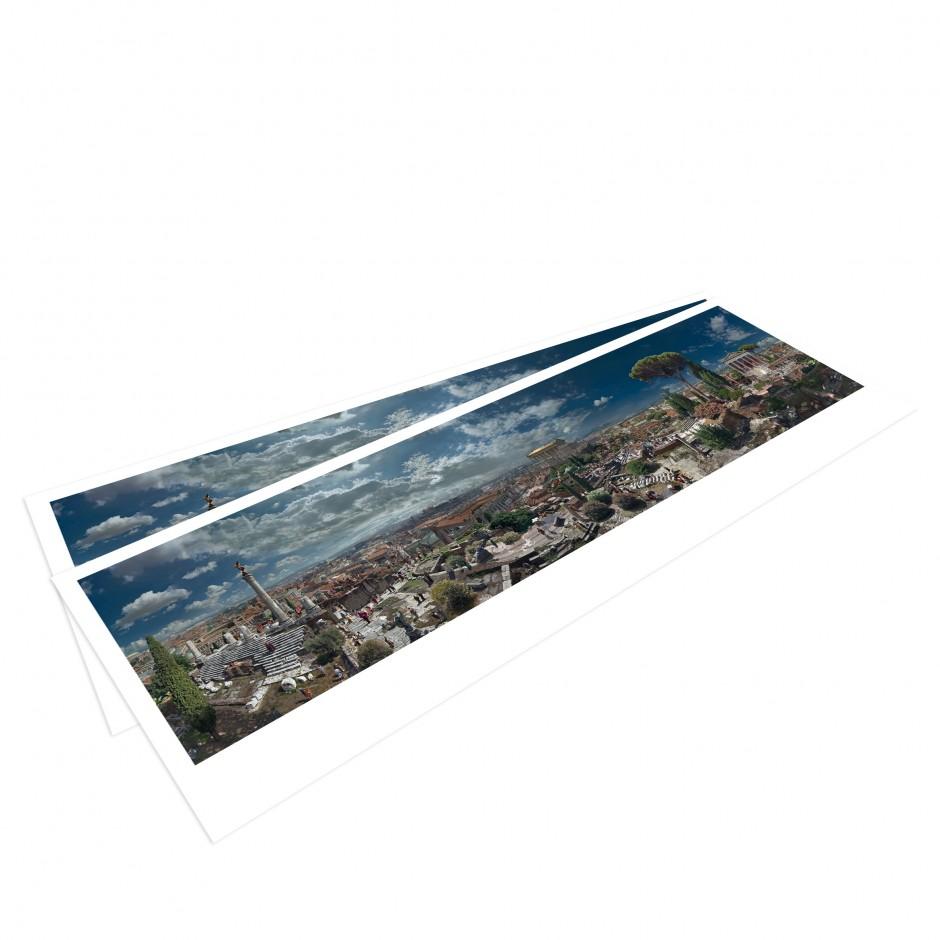 ROM 312 – Panoramapostkarte