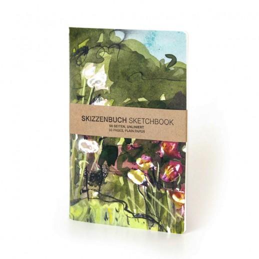 "CAROLAS GARTEN – Skizzenbuch ""Aquarell Carolas Garten"""
