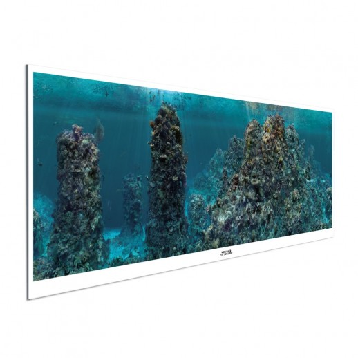 GREAT BARRIER REEF – Panoramaposter