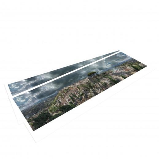 PERGAMON – Panoramapostkarte