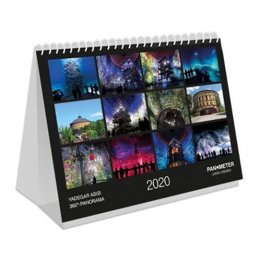 PANOMETER – Tischkalender 2020