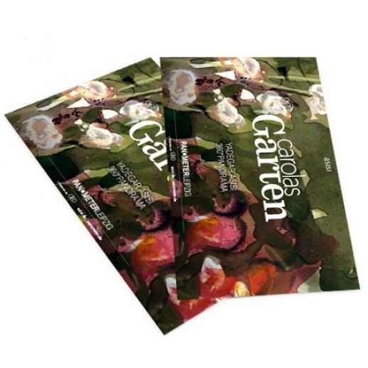 CAROLAS GARTEN – Ticket