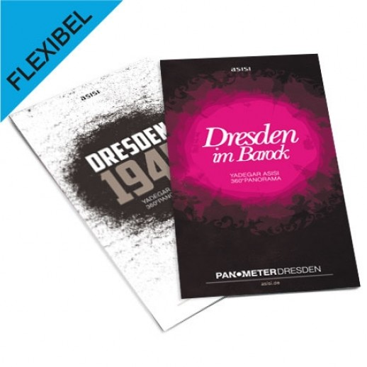 Flexibles Ticket – Panometer Dresden