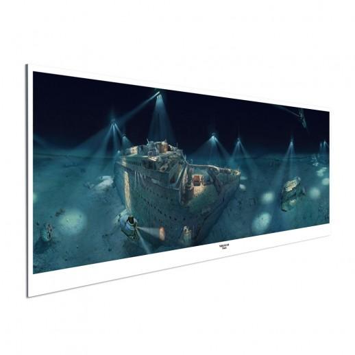 TITANIC – Panoramaposter