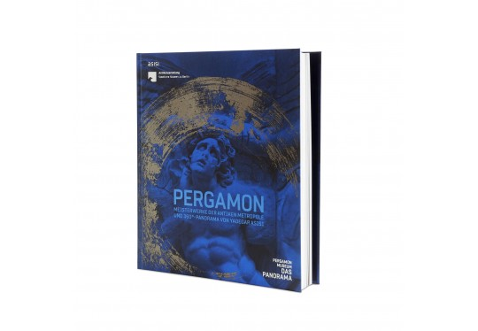 PERGAMON – Bildband