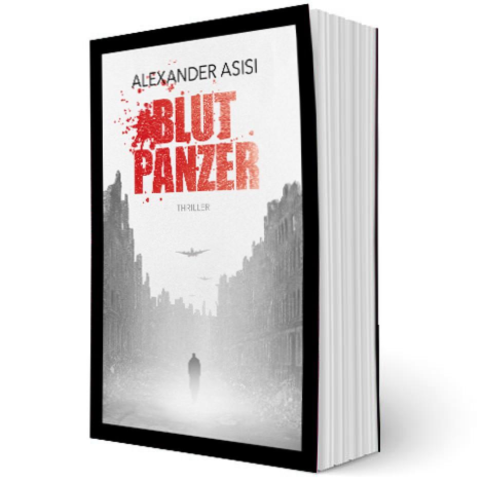 BLUTPANZER - detective novel