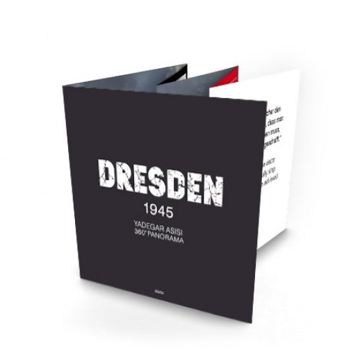 DRESDEN – Leporello (deutsch)