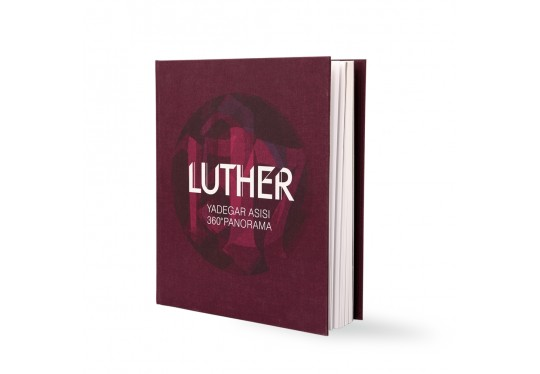 LUTHER  – illustrated book