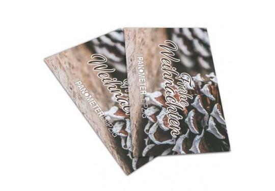 "Promotion Ticket - motive: ""Merry Christmas"" - Panometer Leipzig"