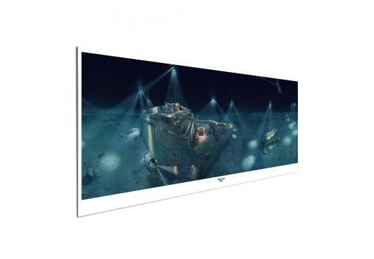 TITANIC – Panorama Poster